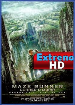 Maze Runner: Correr o Morir 2014 | 3gp/Mp4/DVDRip Latino HD Mega