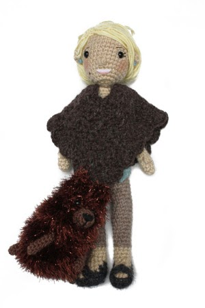 2000 Free Amigurumi Patterns: Free Crochet Pattern: Martha ...