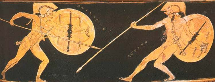 Fate in Ancient Greek mythology