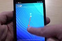 Touchscreen scattoso su Andorid
