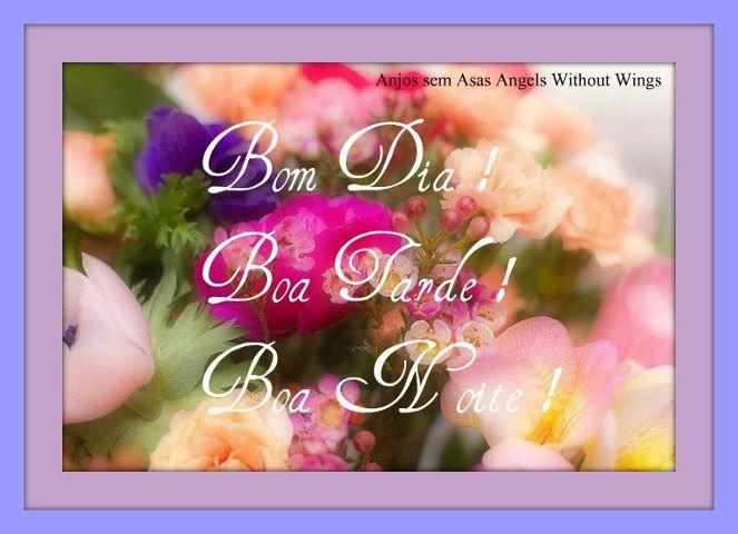 Tag Mensagem De Bom Dia E Boa Noite E Boa Tarde