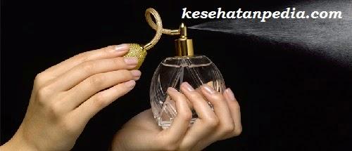 manfaat menggunakan parfum
