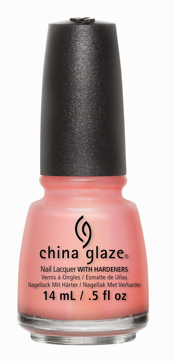 China Glaze Pack Lightly