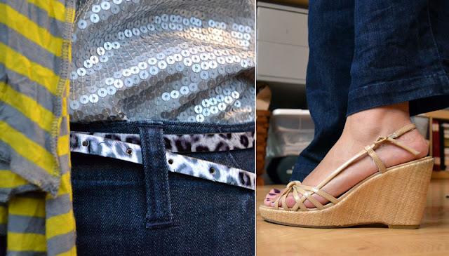 miami fashion blogger angeline evans the new professional br monogram top j crew belt rampage wedges
