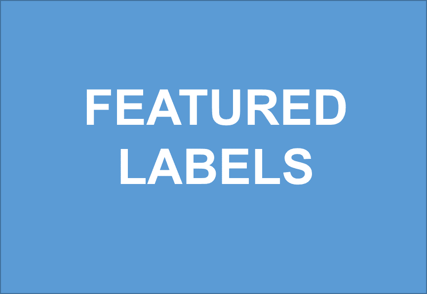 FEATURED LABELS