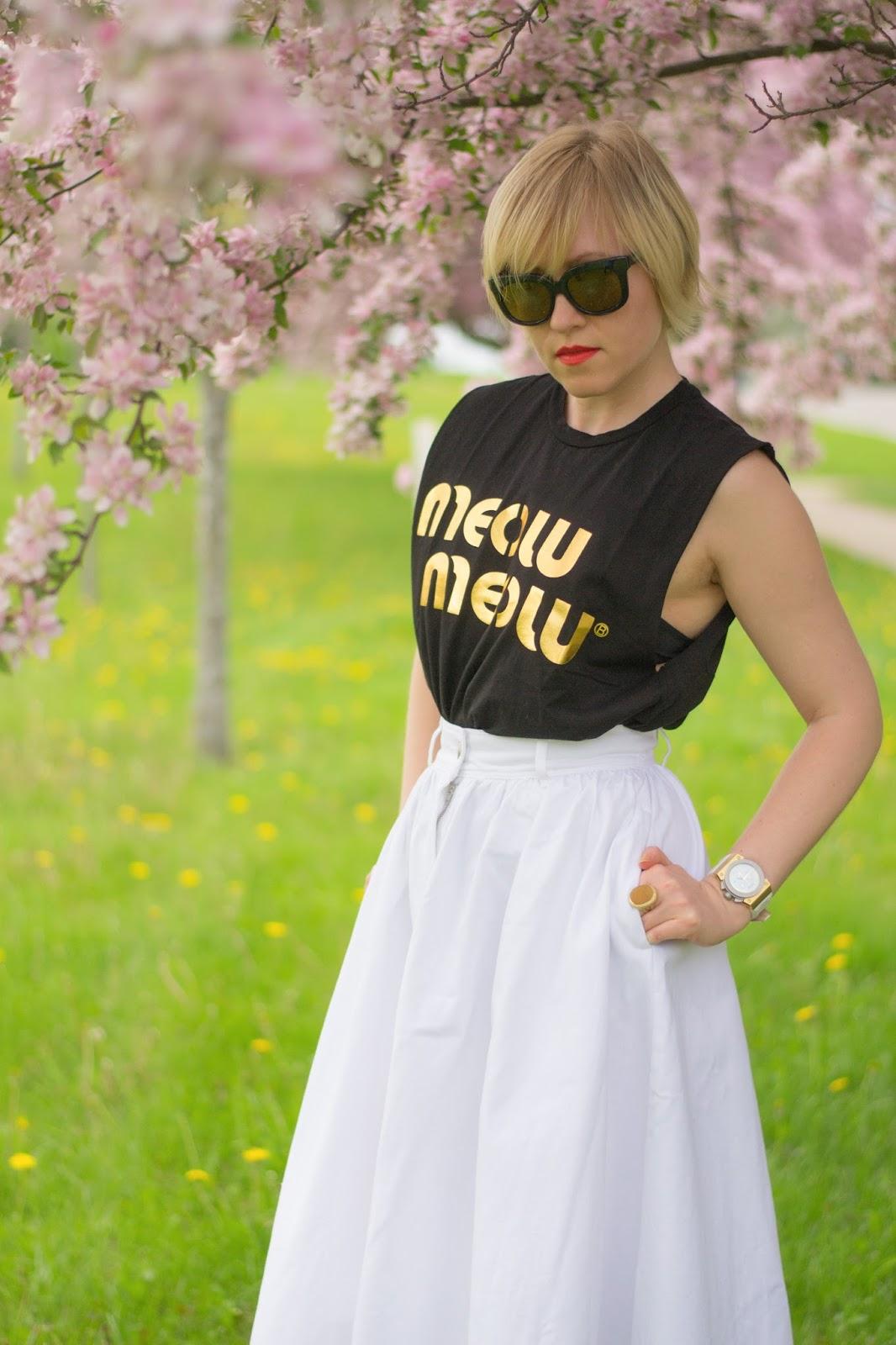 meow meow shirt