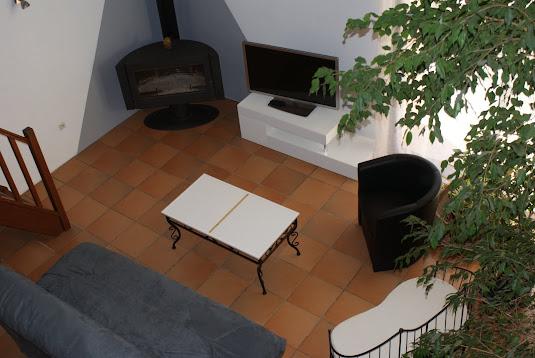 Villa olivier - Espace tv (photo de 2016)