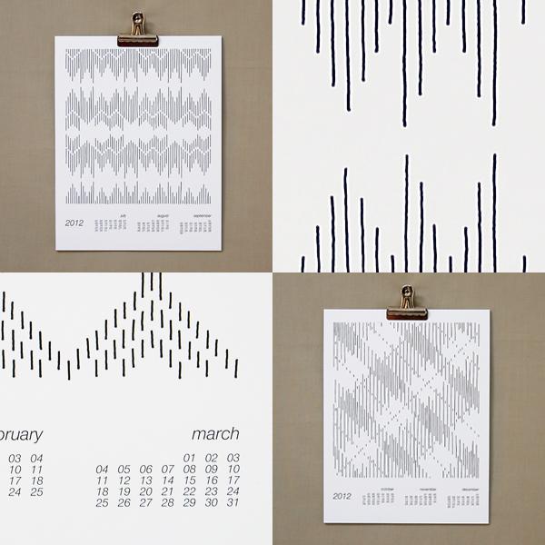 Pawling 2012 Textiles Calendar