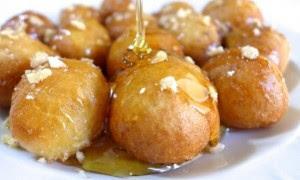 Λουκουμάδες με μέλι συνταγή Youtube