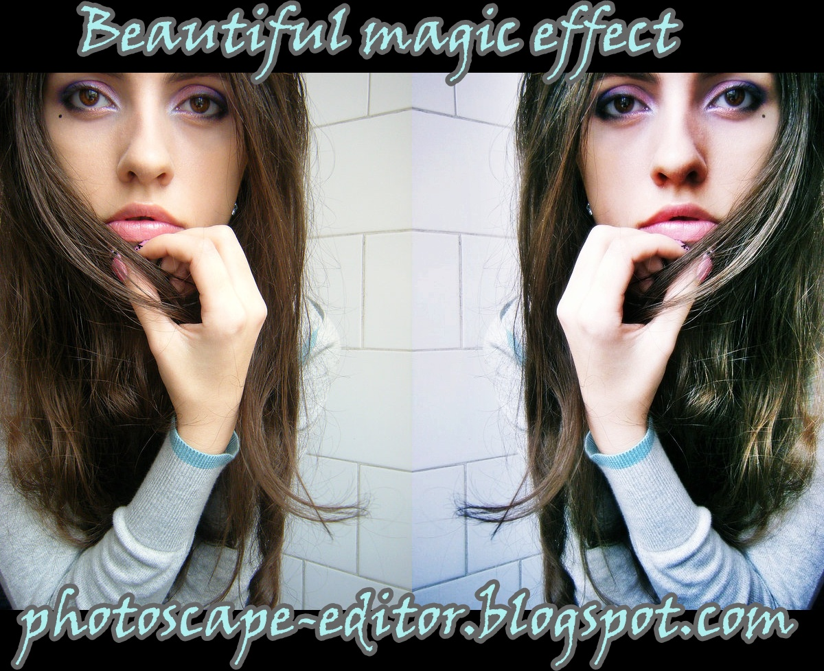 Tutorial For Beautiful Magic Effect