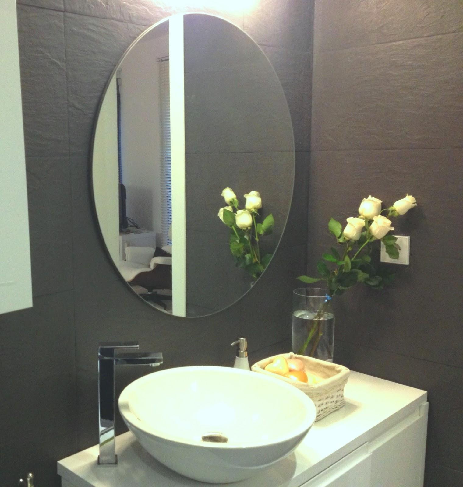 Dcorandobyalba espejos for Espejos circulares pared