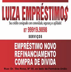 LUIZA EMPRÉSTIMOS