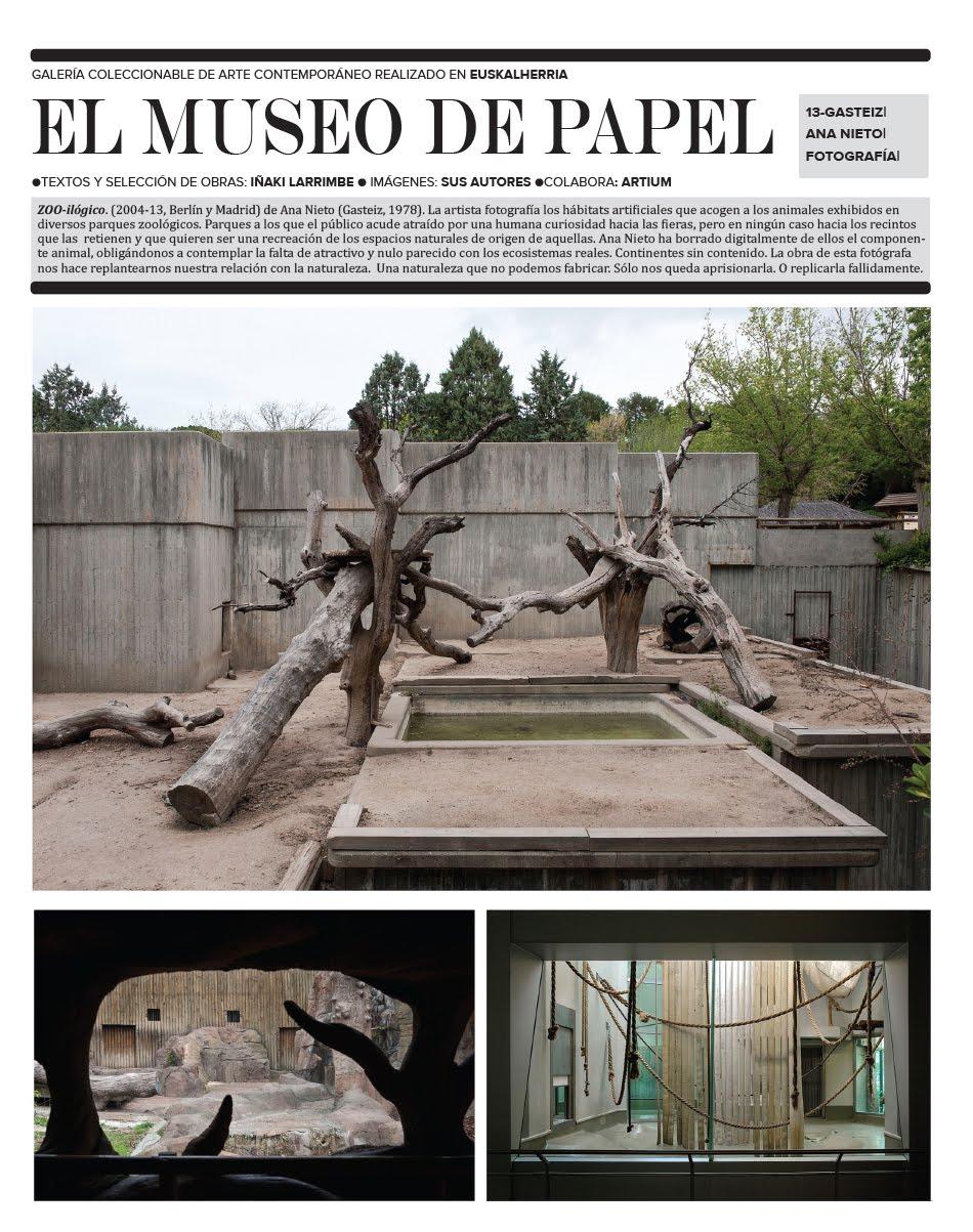 Decimotercera entrega: Ana Nieto