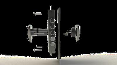 axi home 3d - balomenos doors