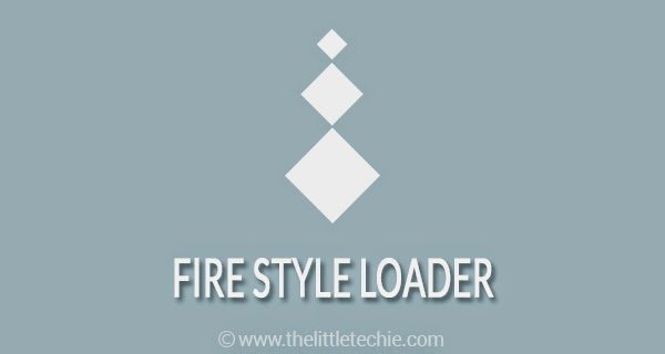 Fire style loader