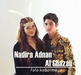 Download Lagu Nadira feat Al Ghazali - Cinta Datang dan Pergi MP3