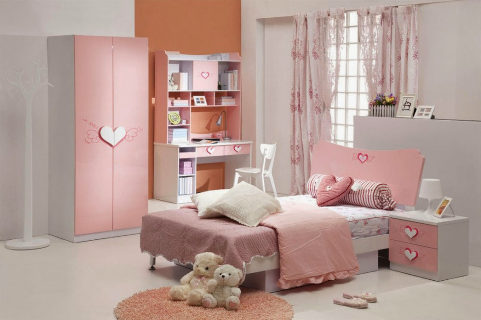 Bedroom decorating ideas for young adults girls - Bedroom Decorating Ideas For Young Adults Girls 34