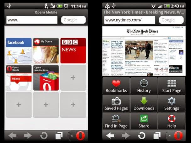 Скачать Оперу Mobile На Андроид