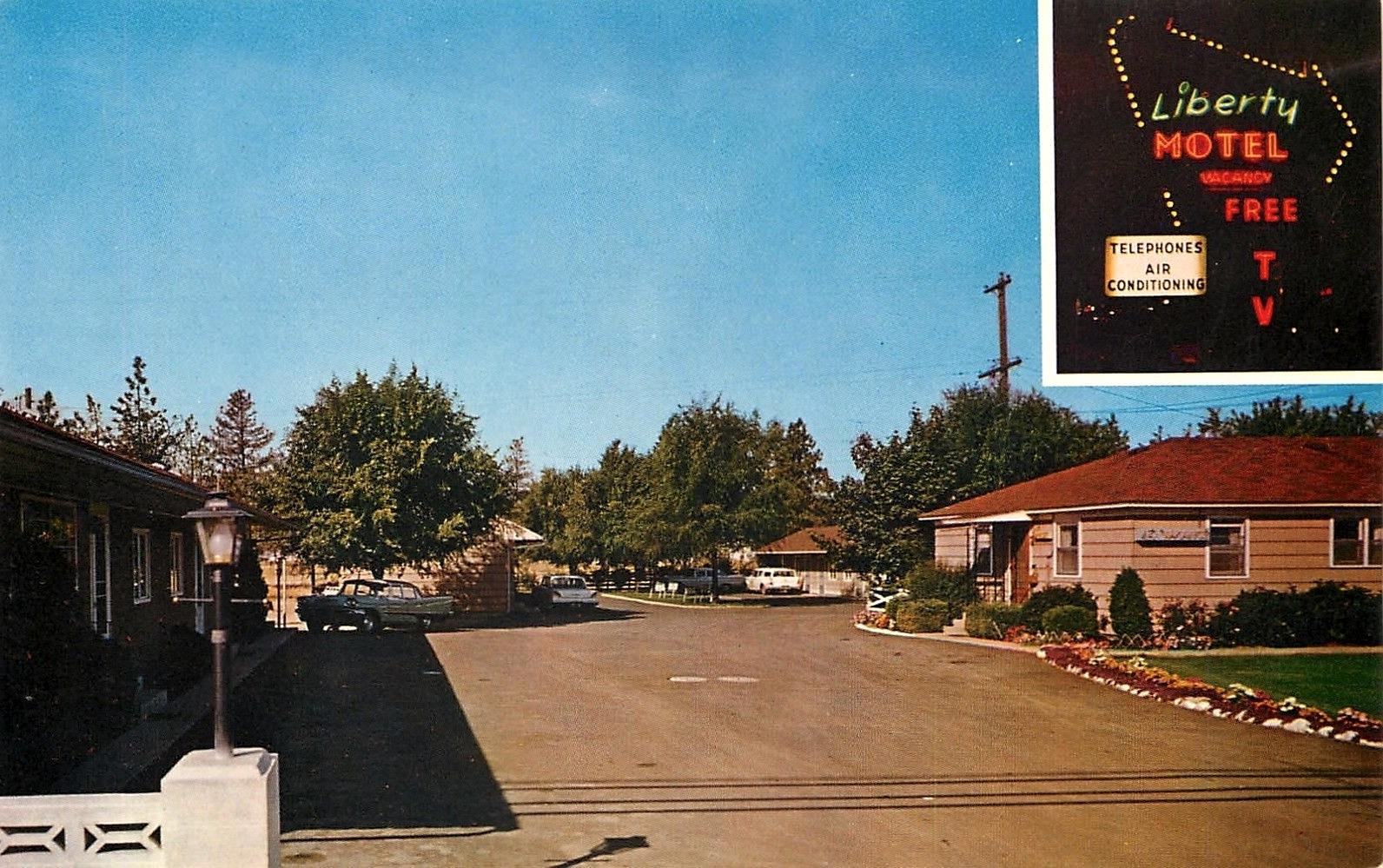 Vintage Spokane: Liberty Motel