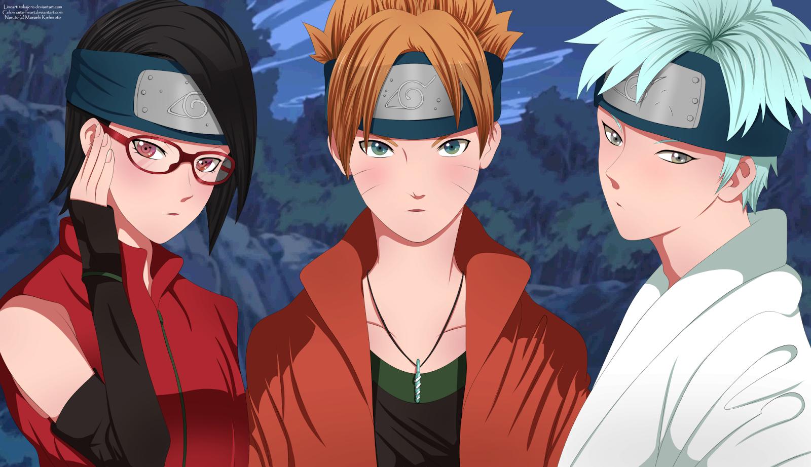 Fantastic Wallpaper Naruto Team 7 - boruto-team  Snapshot.png