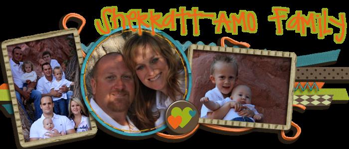 Sherratt-Amo Family