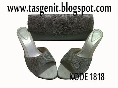 tas pesta cantik, tas terbaru, clutch bag kondangan, tas pesta silver cantik, sandal pesta silver, sepatu pesta pengantin, sepatu wisuda