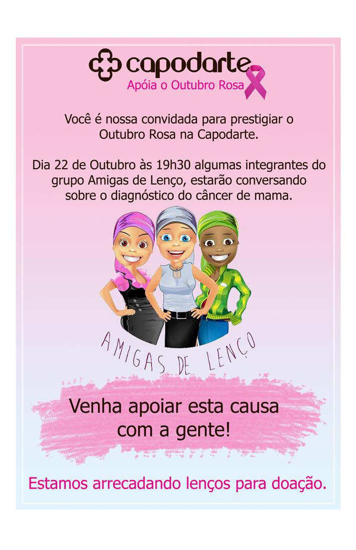 Capodarte, Joinville, Blog de acessórios, Blog da Jana, Outubro Rosa