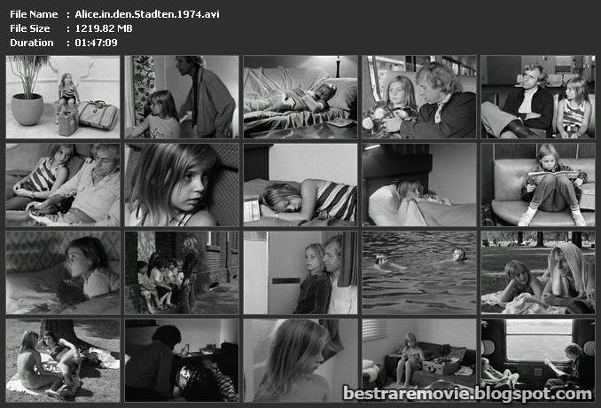 Alice in den Städten (1974) Alice in the Cities