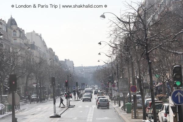 premium beautiful arrived in Paris
