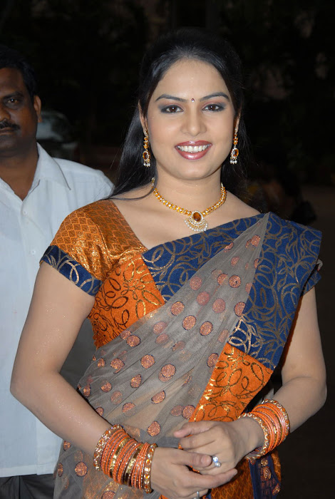 chitralekha at vastra varanam launch latest photos