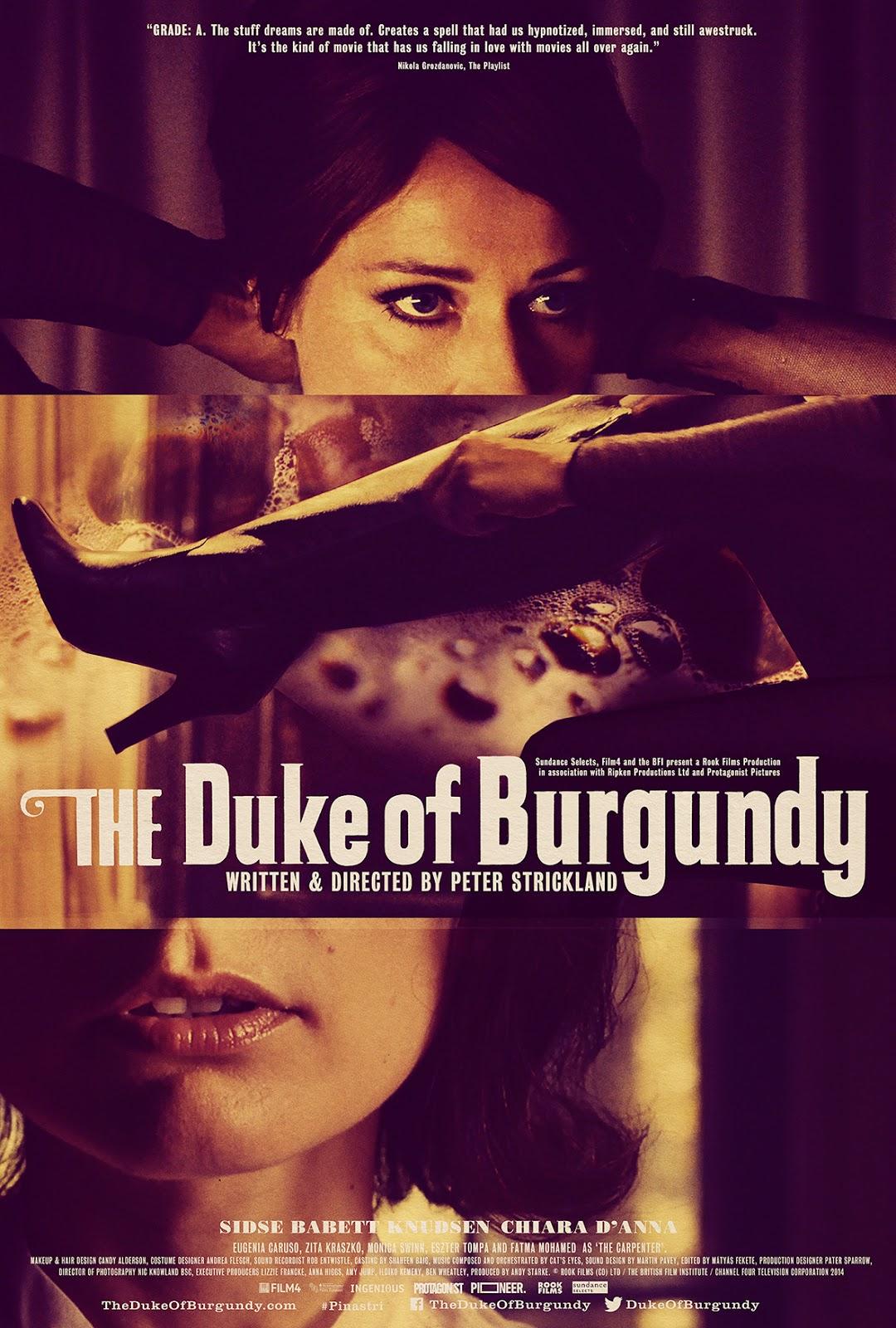The Duke of Burgundy 2014