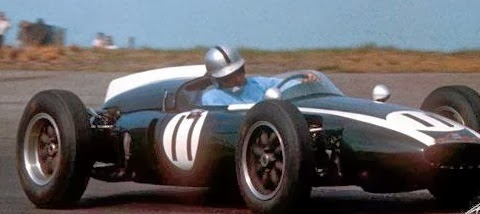 Formula 1 1960 Jack Brabham / Cooper