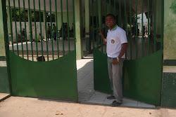 entrada da escola