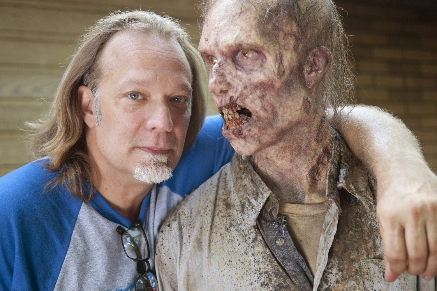 Pittsburgh's Greg Nicotero, executive producer of 'The Walking Dead'