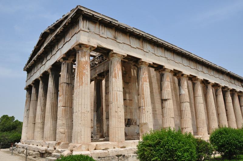 Mi moleskine arquitect nico gora de atenas arquitectura for Arquitectura de grecia