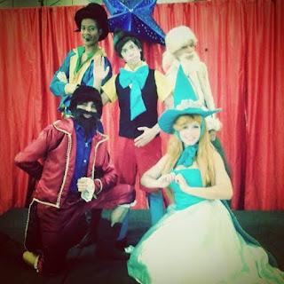 Santa Cruz Shopping recebe o espetáculo infantil 'Pinocchio'