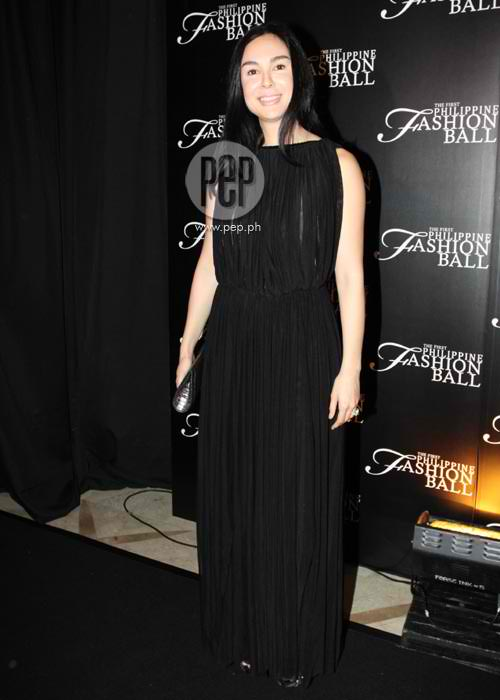 More Photos From 1st Philippine Fashion Ball Pinay Celebrity Online Pco Celebrity Photos And