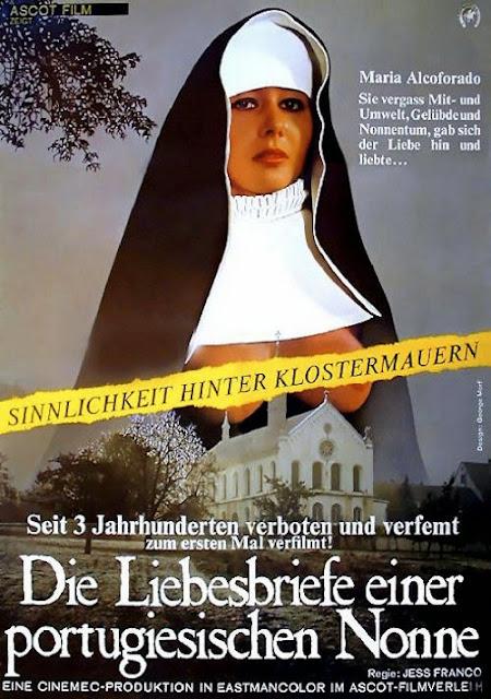 love+letter Love Letters of a Portuguese Nun (1977)   Jesus Franco