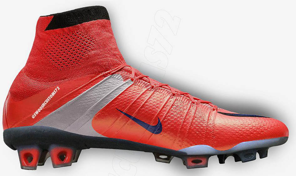 nike mercurial superfly 39 original 39 tribute boots by swoosh. Black Bedroom Furniture Sets. Home Design Ideas