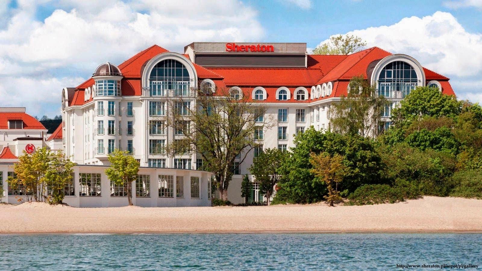 Hotel Sheraton - Sopot
