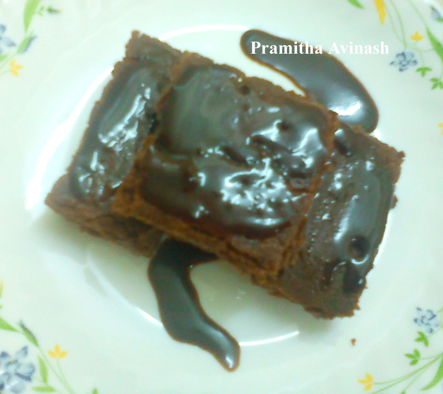 how to cook brownies in the microwave