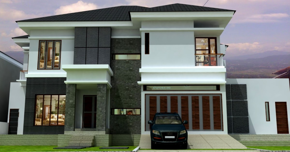 arsitektur rumah minimalis modern design rumah minimalis
