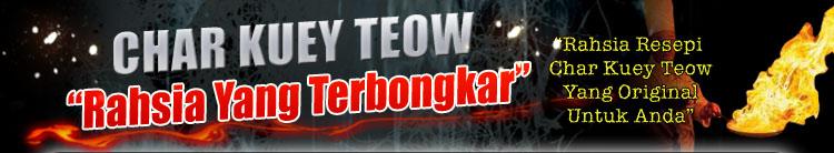 Rahsia Kicap Char Kuey Teow Penang Terbongkar!