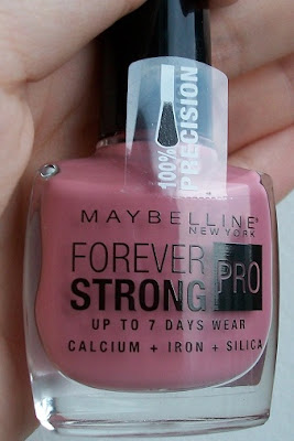 Maybelline Forever Strong Pro - Nude Rose