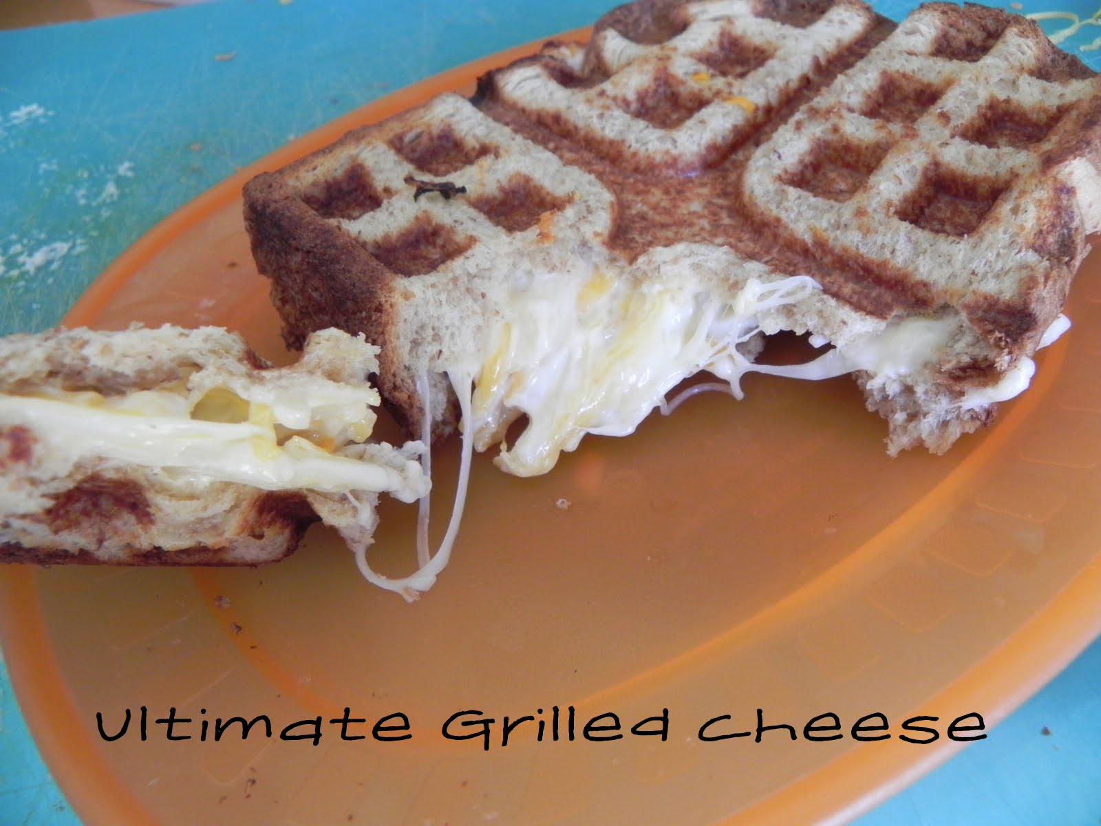 ... : Summer Lunch Program >> The Ultimate Grilled Cheese Sandwich