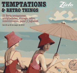 Zielo Temptations & Retro Things