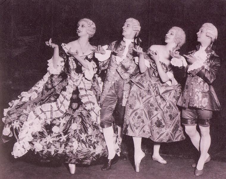 Balé Mulheres de Bom Humor [Donne de Buon Umore] (1917).