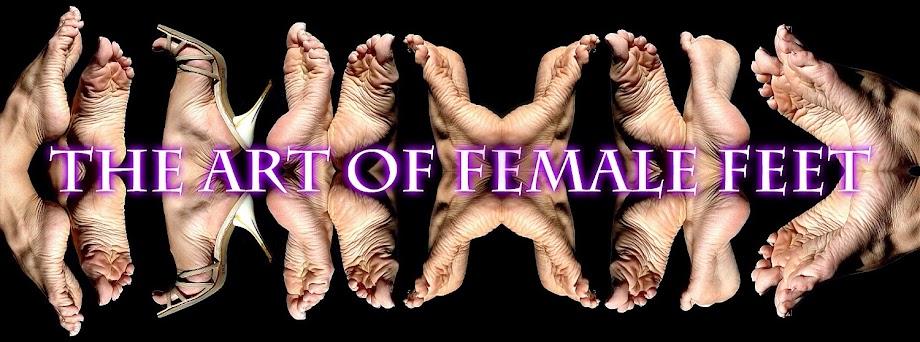 The Art of Female Feet