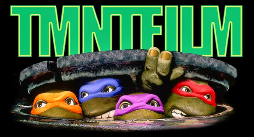 Teenage Mutant Ninja Turtles- The Original 1990 Film