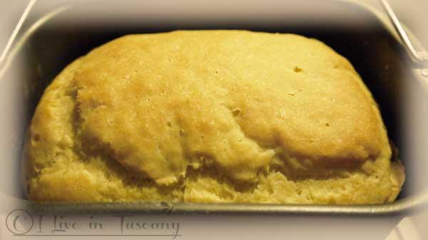 mdp: pane farina e semola rimacinata